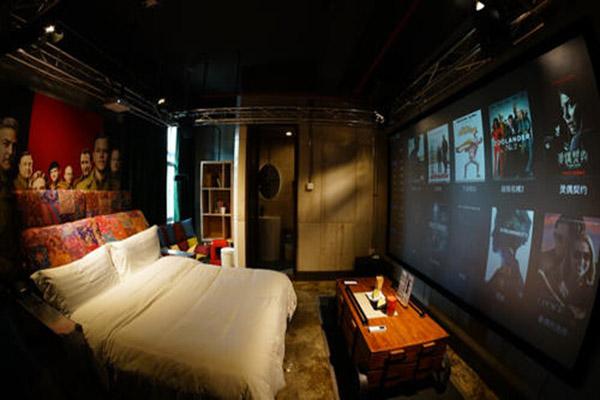 迈途电影文化主题酒店加盟