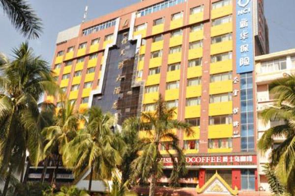 信天游酒店加盟