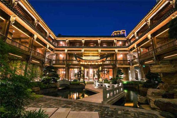维笙酒店加盟